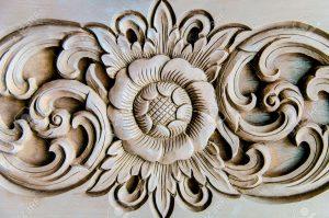 carving batu paras ukir
